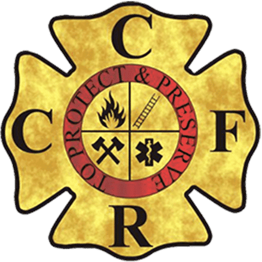 Crook County Fire & Rescue logo